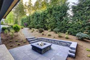 Vancouver WA Concrete Services Fireplace